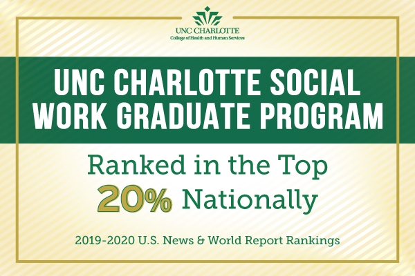 Social work U.S. News and World Report ranking