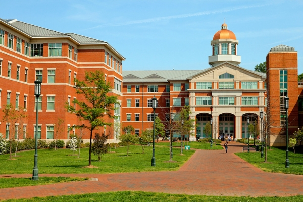 UNC Charlotte College of Health and Human Services building