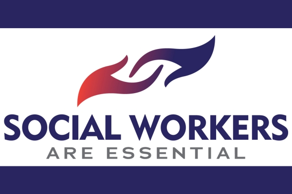 Social workers are essential 2021