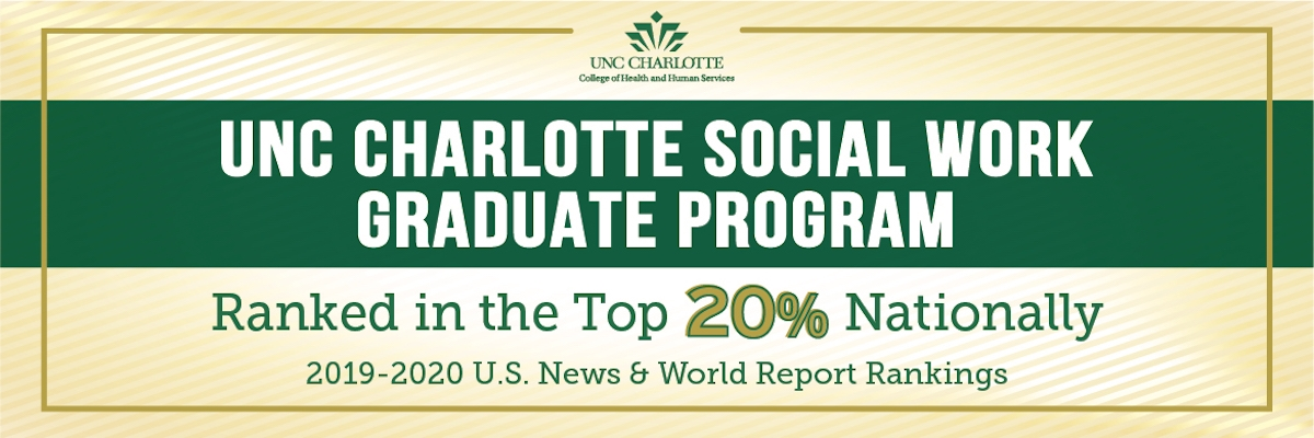 Social work program ranked in top 20% nationally